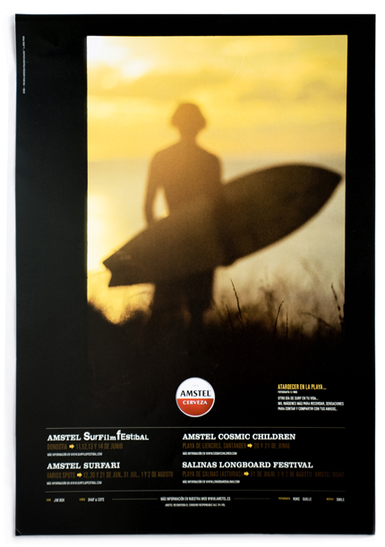 Image of Amstel® Surfing