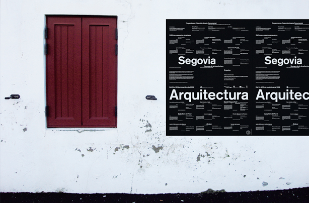 Image of Segovia Architecture Week